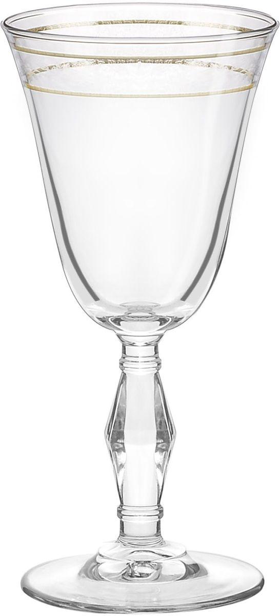 Набор бокалов Pasabahce Queen, 236 мл, 6 штVT-1520(SR)Набор Pasabahce КВИН состоит из шести бокалов, выполненных из прочного натрий-кальций-силикатного стекла. Изделия оснащены ножками. Бокалы сочетают в себе элегантный дизайн и функциональность. Благодаря такому набору пить напитки будет еще вкуснее.Набор бокалов Pasabahce КВИН прекрасно оформит праздничный стол и создаст приятную атмосферу за ужином. Такой набор также станет хорошим подарком к любому случаю!