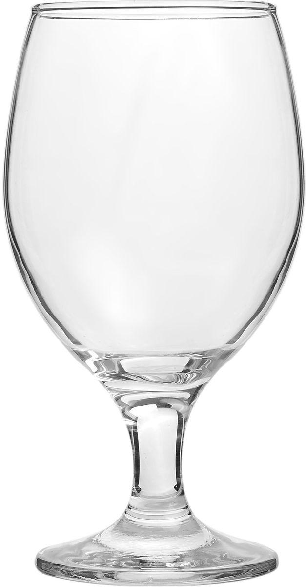 Набор бокалов Pasabahce Bistro, 400 мл, 6 шт44417BНабор Pasabahce BISTRO состоит из шести бокалов, выполненных из прочного натрий-кальций-силикатного стекла. Изделия оснащены ножками. Бокалы сочетают в себе элегантный дизайн и функциональность. Благодаря такому набору пить напитки будет еще вкуснее. Набор бокалов Pasabahce BISTRO прекрасно оформит праздничный стол и создаст приятную атмосферу за ужином. Такой набор также станет хорошим подарком к любому случаю!