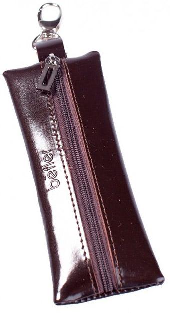 "Ключница ""Befler"", цвет: коричневый. KL.8.-1 KL.8.-1.brown"