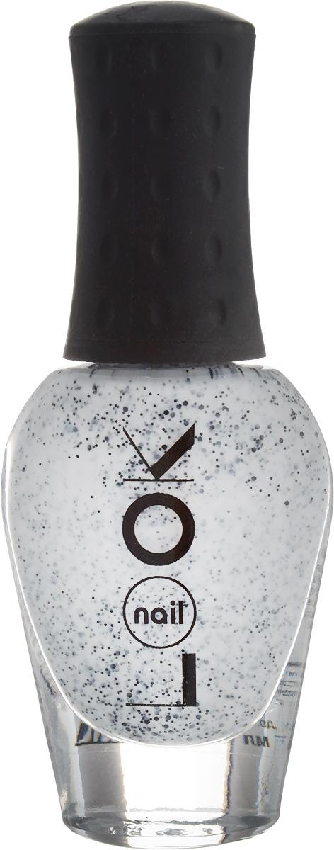 Nail LOOK Лак для ногтей Sweet Pepperland №245 8,5 мл31245Sweet Pepperland - Пастельные лаки с черными точками. Воздушный десерт с черным перцем! Модный тренд - пастельные оттенки с черным глиттером.