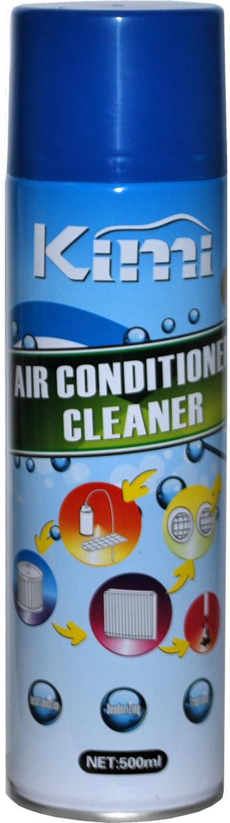 Очиститель кондиционеров Kimi, 500 мл (аэрозоль)K20Может использоваться для любой системы кондиционирования. Освежает и очищает воздух, обладает приятным ароматом. Содержит сильное моющие средства, которые удаляют плесень, грибы и бактерии и предотвращяют их появление в течение длительного срока. Безопасен для человека.
