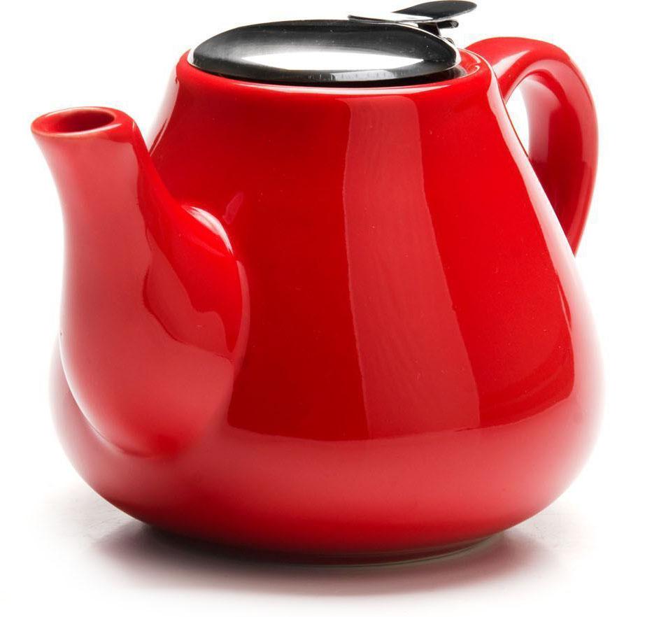 Заварочный чайник Loraine, цвет: красный, 600 мл. 26595-326595-3Заварочный чайник выполнен из высококачественной цветной керамики. Фильтр, из нержавеющей стали, для заваривания раскроет букет чая и не позволит чаинкам попасть в чашку. Удобная металлическая крышка поддержит нужную температуру для заваривания чая. Керамический чайник прост и удобен в применении, чайник легко мыть. Не ставьте чайник на открытый огонь и нагревающиеся поверхности. Подходит для мытья в посудомоечной машине.