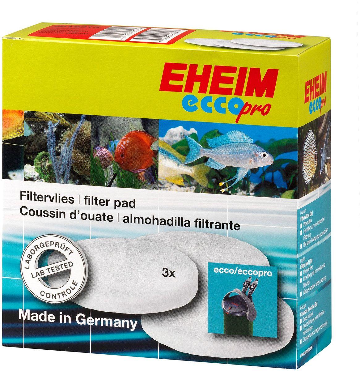 Наполнитель для фильтра Eheim Eccopro 130/200/300, поролон, 3 шт2616315Губка мелкопористая для фильтров ECCOPRO предназначена для завершающейстадии очистки воды.