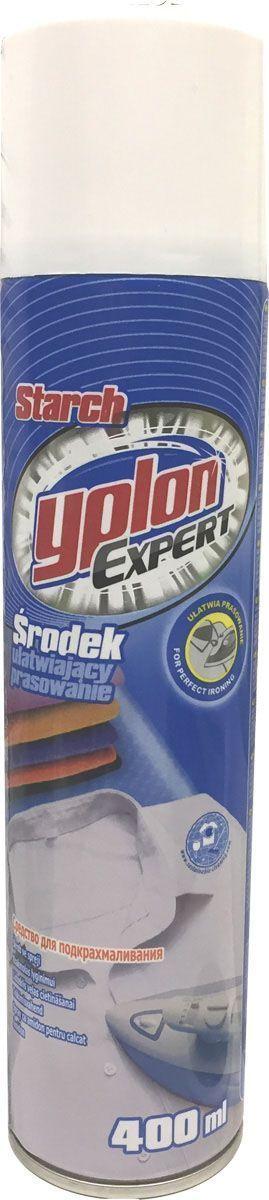 Средство для подкрахмаливания Yplon, аэрозоль, 400 мл790009Средство для подкрахмаливания белья. Применение: Распылить на чистое белье, через некоторое время прогладить.