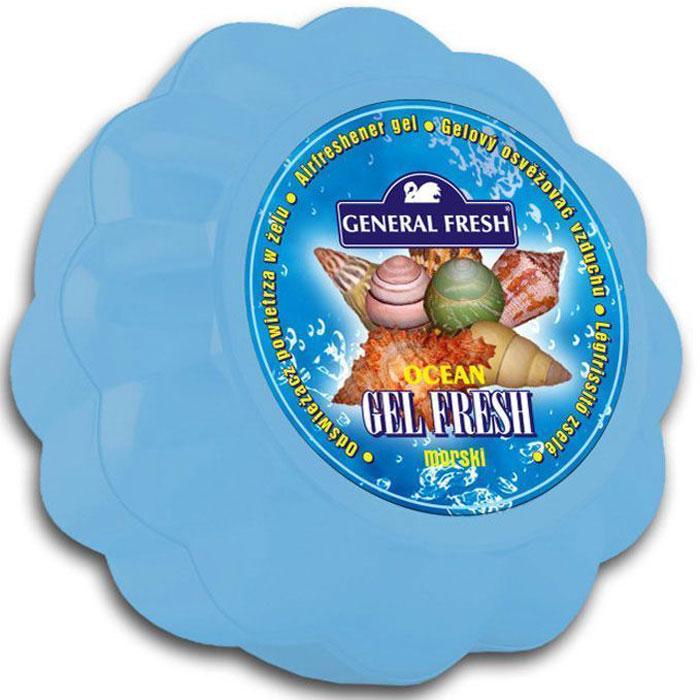 Освежитель воздуха General Fresh Gel Fresh, гелевый, 1 шт. 589013589013Освежитель воздуха в геле GEL FRESH круглосуточного действия. Имеет декоративное оформление, различные цвета и различные ароматы. Постоянный источник приятного запаха.
