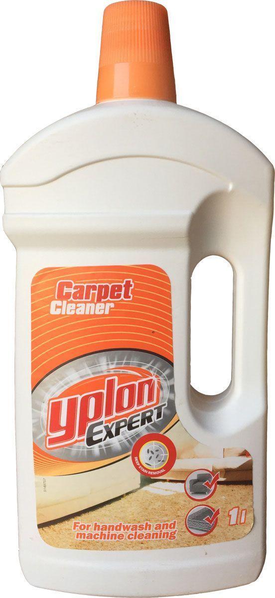 Шампунь Yplon, для ковров и моющих пылесосов, 1 л687264Шампунь для ковров и моющих пылесосов YPLON предназначен для ручной чистки ковров и чистки ковров с помощью моющего пылесоса.