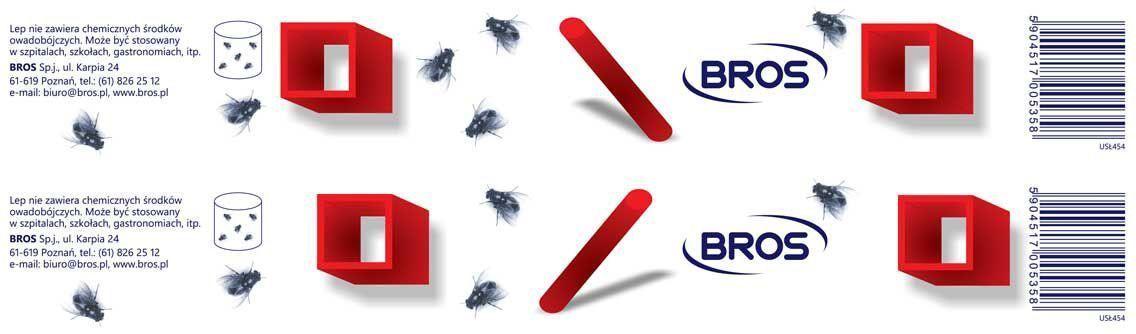 Лента от мух BROS, плоская, 1 шт.700535BROS Лента от мух плоская. Новейший вид липкой ленты от летающих насекомых. Специальная рецептура клея делает, что он сохраняет эффективность до 12 месяцев после вскрытия упаковки. Эстетичный вид липкой ленты позволяет использовать ее в любом помещении. 1 шт Липкая лента-полоска от мух для уничтожения мух в помещениях. Липкую ленту можно использовать в жилых, хозяйственных и административных помещениях, особенно там, где не рекомендуется применять средства для борьбы с насекомыми, содержащие инсектициды. Применение: Сорвать верхний защитный слой бумаги и повесить липкую ленту в месте скопления насекомых. Кроме того, можно свернуть липкую ленту в кольцо, склеив короткие концы, и поставить в месте скопления мух. Не рекомендуется вешать липкой ленты непосредственно над продуктами питания. Липкая лента не содержит инсектицидов. Продукт не содержит опасных веществ. Использованную липкую ленту следует выбросить в мусорный ящик. Состав: ароматические...