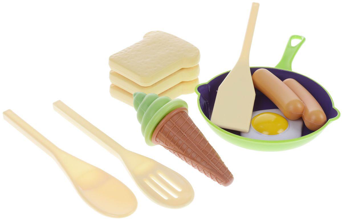 ABtoys Игрушечный набор Готовим завтрак