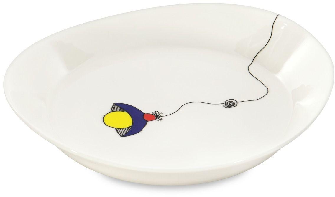 Набор тарелок для пасты BergHOFF Ornament, диаметр 24 см, 2 шт3705000