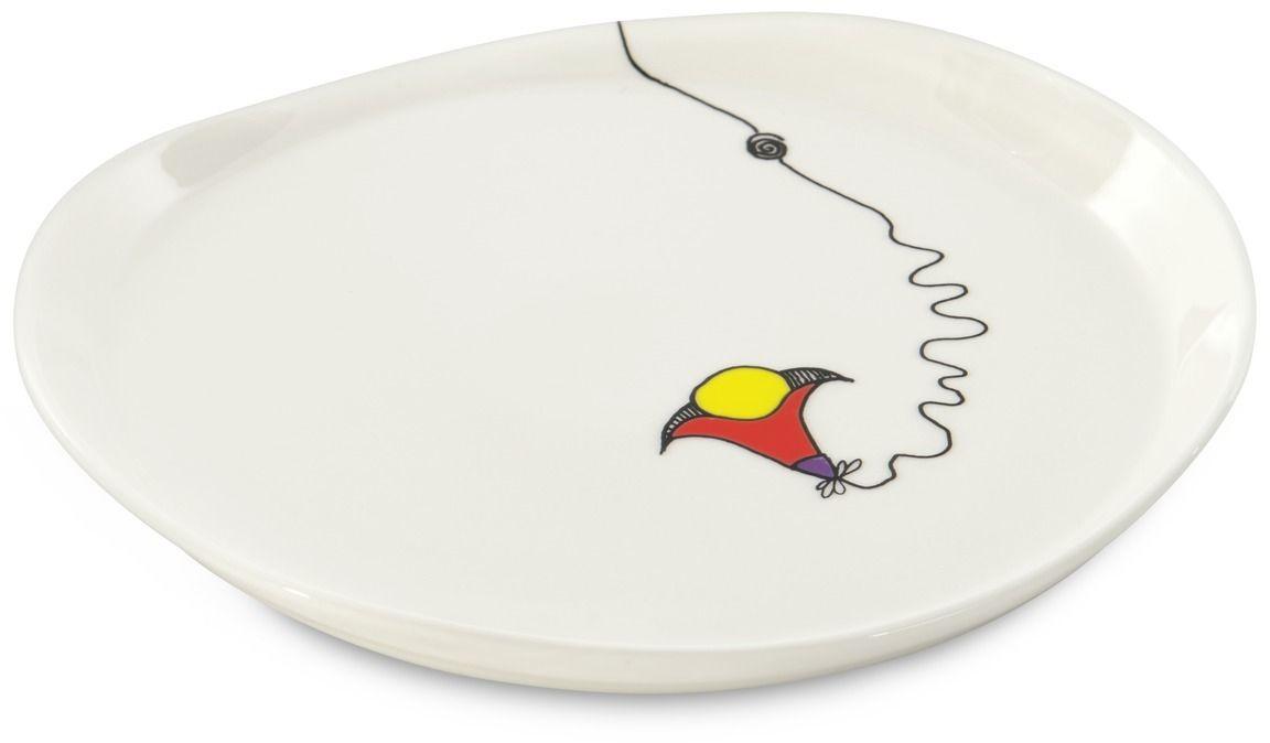 Набор тарелок BergHOFF Ornament, диаметр 22 см, 2 шт3705001