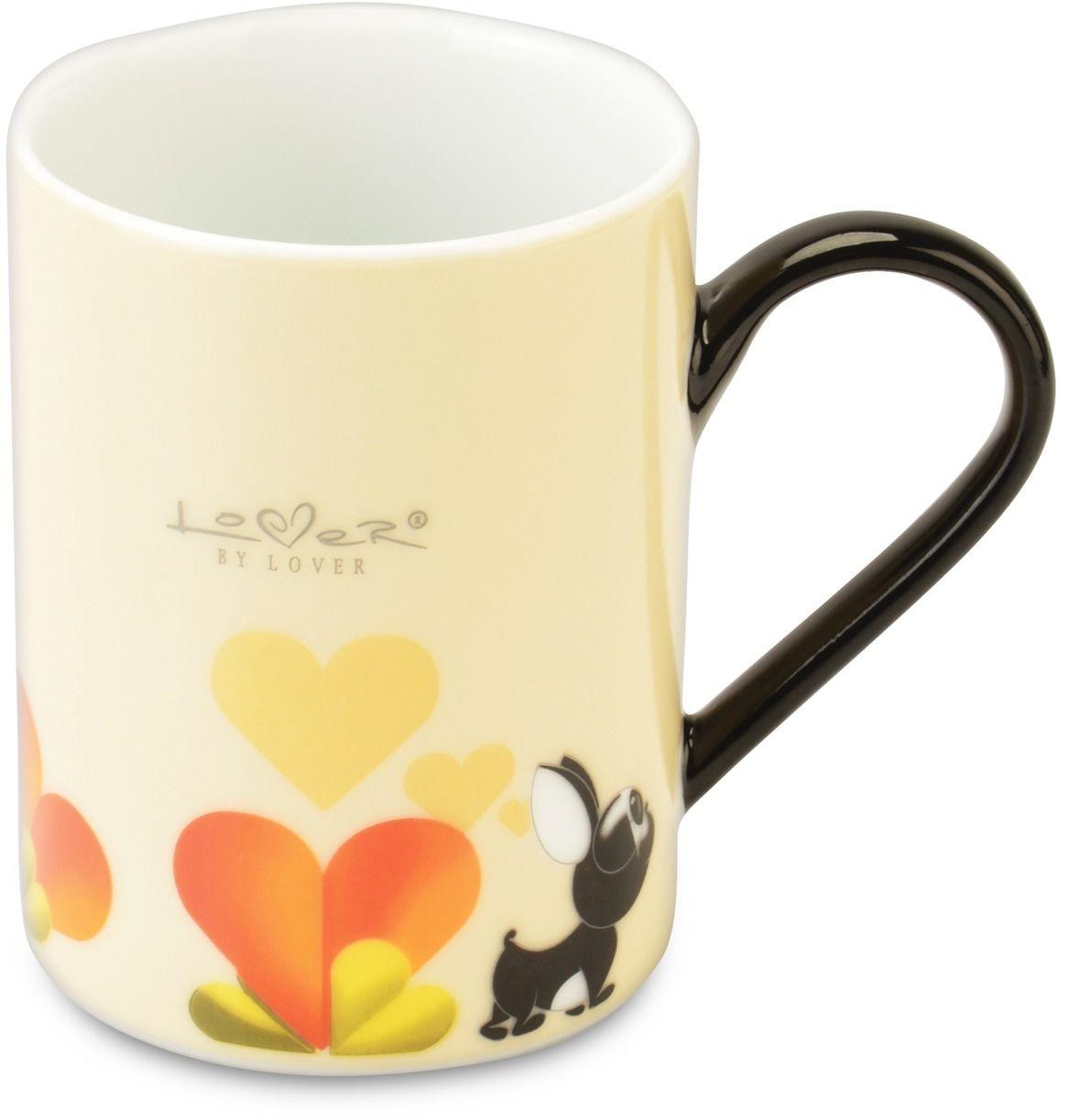 Набор кружек BergHOFF Lover by Lover, цвет: желтый, 300 мл, 2 шт3800012