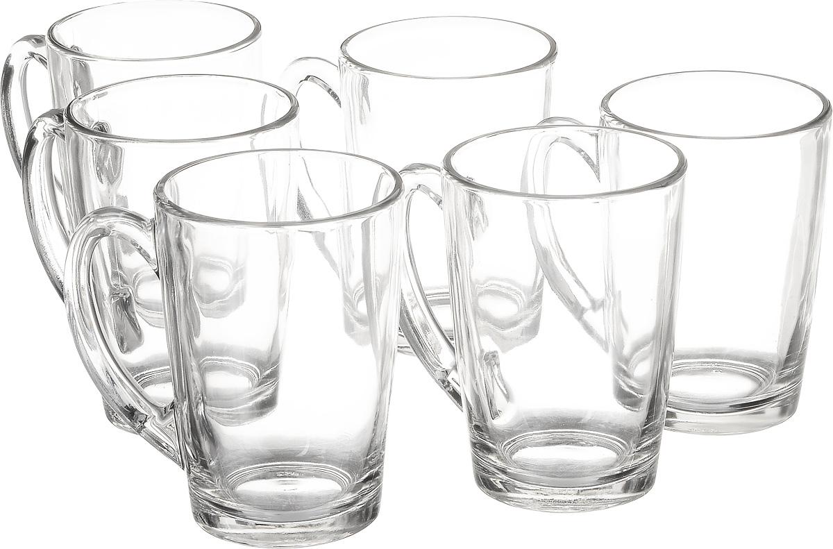 Набор кружек Luminarc Minnie Colors, 320 мл, 6 штE3415Набор Luminarc Minnie Colors состоит из шести кружек с удобными ручками, выполненных из прочного стекла. Посуда Luminarc будет радовать вас качеством изготовления. Объем кружки: 320 мл. Диаметр (по верхнему краю): 8 см. Высота: 11 см.