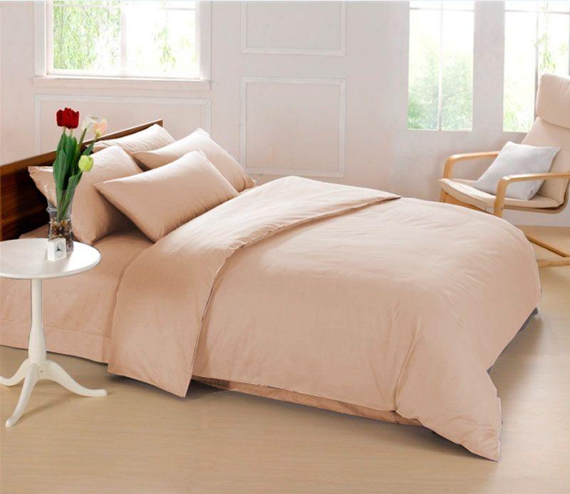 Постельное белье Sleep iX Perfection, 2-х спальное, цвет: бежевый. pva215371pva215371Известно, что цвет напрямую воздействует на психологическое и физическое состояние человека. Специально для наших покупателей мы внесли описание воздействия каждого цвета в комплекты постельного белья Perfection. Бежевый – обладает внутренней теплотой, заряжает положительной энергетикой и способствует формированию душевной гармонии. Человек ощущает себя в окружении бежевого цвета очень спокойно. Производитель: Sleep iX Материал: Микрофреш (100 г/м2) Состав материала: 100% микрофибра Размер: Двуспальное (мал) Размер пододеяльника: 180х220 см Тип застежки на пододеяльнике: Молния (100 см) Размер простыни: 220х240 (обычная) Размер наволочек: 70х70 (2 шт) Тип застежки на наволочках: Клапан (20 см) Упаковка комплекта: Подарочная Коробка Расположение цветов на комплекте постельного белья полностью соответствует фотографии (верхние наволочки - 50х70 см, нижние наволочки - 70х70 см).
