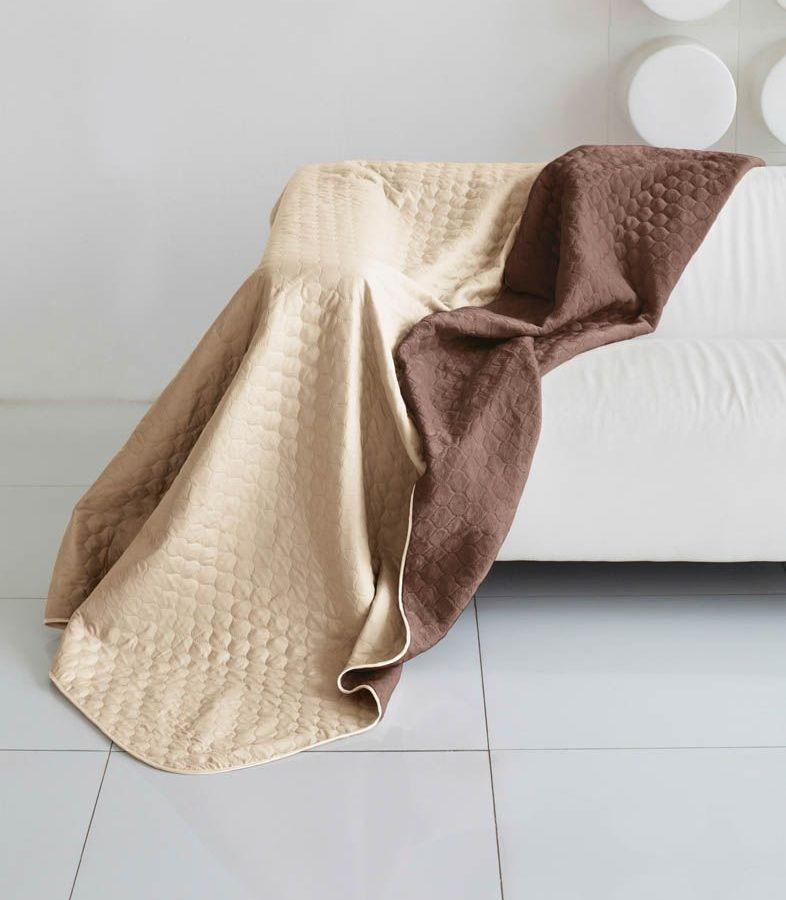 Комплект для спальни Sleep iX Multi Set, евро, цвет: бежевый, коричневый, 6 предметов. pva221620S03301004Комплект для спальни Sleep iX Multi Set состоит из покрывала, простыни, 2 наволочек и 2 подушек. Верх многофункционального одеяла-покрывала выполнен из мягкой микрофибры, которая хорошо сохраняет тепло, устойчива к стирке и износу, а низ выполнен изискусственного меха. Этот мех не требует специального ухода, он легко чистится и долгое время сохраняет мягкость и внешний вид. Наволочки, простыня и чехлы подушек выполнены из микрофибры. Комплект для спальни Sleep iX Multi Set - это прекрасный способ придать спальне уют и привнести в интерьер что-то новое.Размер одеяла-покрывала: 200 х 220 см.Размер простыни: 230 х 240 см.Размер наволочек: 50 х 70 см. (2 шт)Размер подушек: 50 х 68 см. (2 шт)Наполнитель: Силиконизированное волокно.