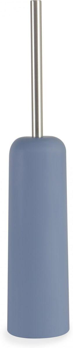 Ершик туалетный Umbra Touch, цвет: дымчато-синий, 9 х 9 х 44 см023274-755Нужный предмет для туалетной комнаты, выполненный в простом классическом дизайне. Материал — литой пластик. Дизайн: Alan Wisniewski