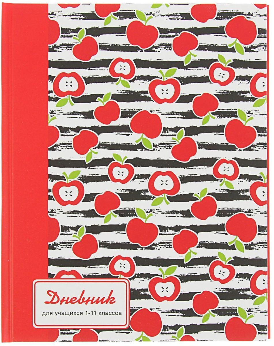 BG Дневник школьный Apple Pattern2080393