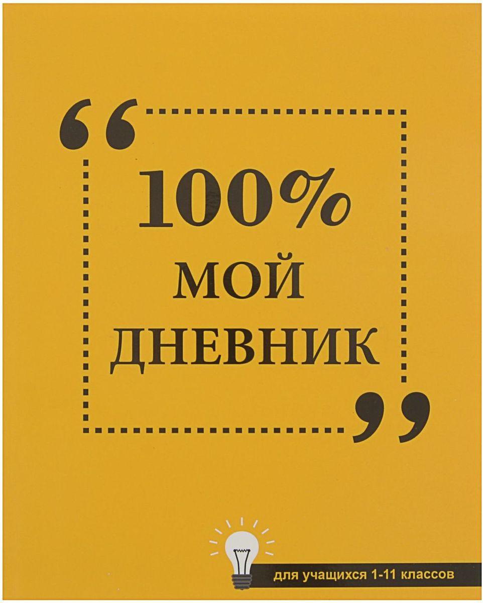 BG Дневник школьный 100% мой дневник2080431