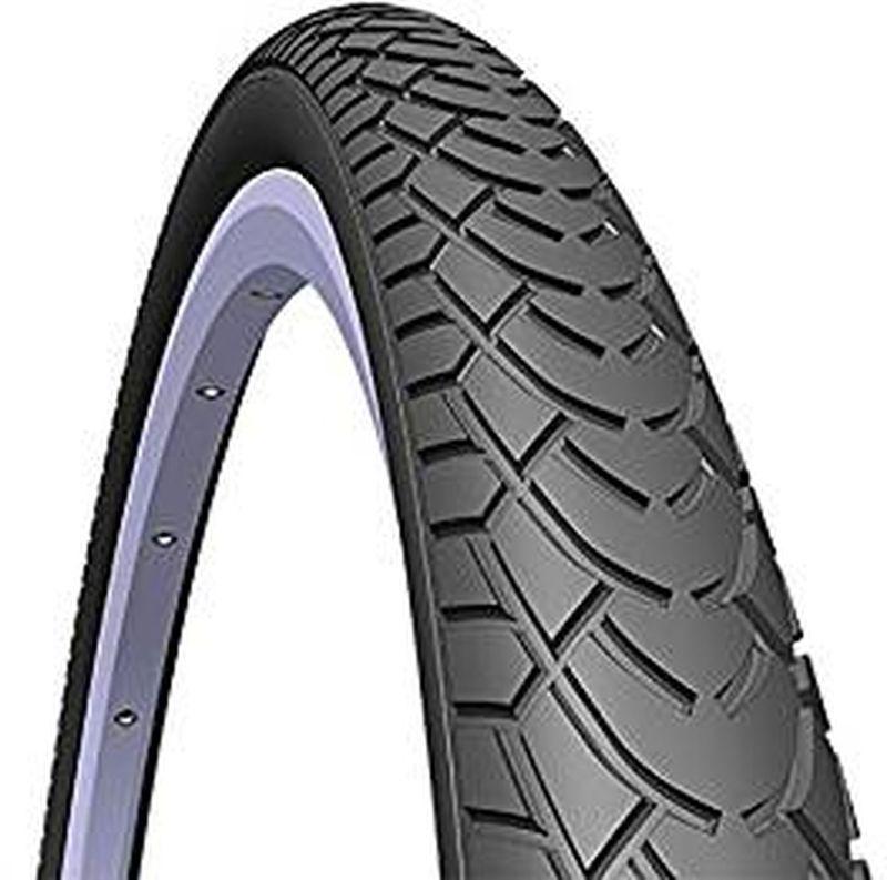 Покрышка велосипедная Mitas V41 Walrus, цвет: черный, 24 х 1,75 х 25-10952709-042Покрышка предназначена для использования на асфальтовом покрытии, благодаря строению своего протектора она имеет отличный накат и хорошее сцепление. Так же можно съехать на укатанную, сухую грунтовую дорогу, однако сцепление с поверхностью будет не максимальным. Обратите внимание: это только покрышка (не колесо в сборе) Характеристика: размер: 28 x 1.75 (47x622)