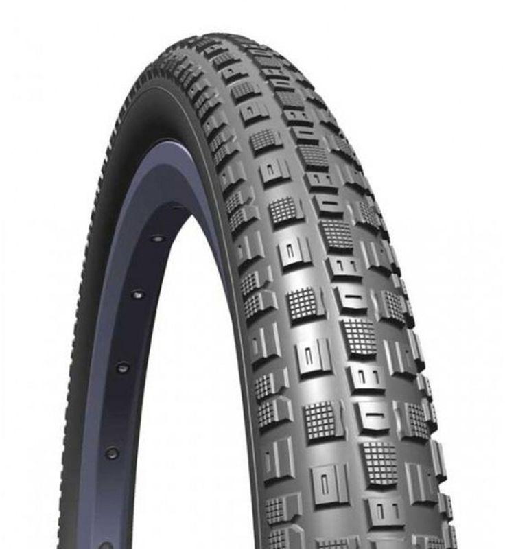 """Покрышка велосипедная Mitas """"V92 X-Caliber"""", цвет: черный, 16 х 1,75 х 2 5-10951837-042"""