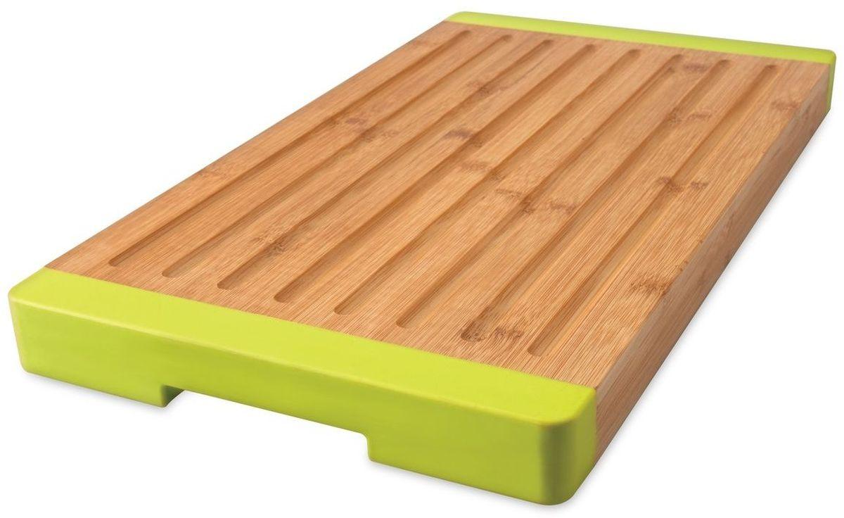 Доска разделочная для хлеба BergHOFF Studio, бамбуковая, 40 х 22 х 3 см1101729