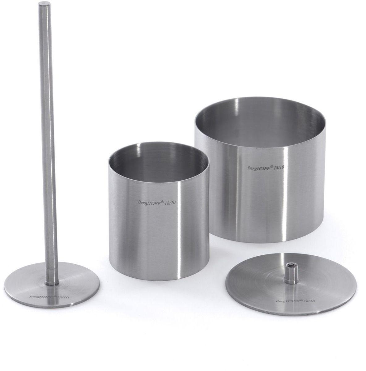 Набор формовочных колец для укладки пищи BergHOFF, 15 предметов1109107