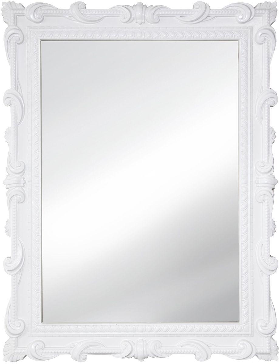 """Зеркало VezzoLLi """"Тениа"""", цвет: белый, 72 х 94 см 12-49"""