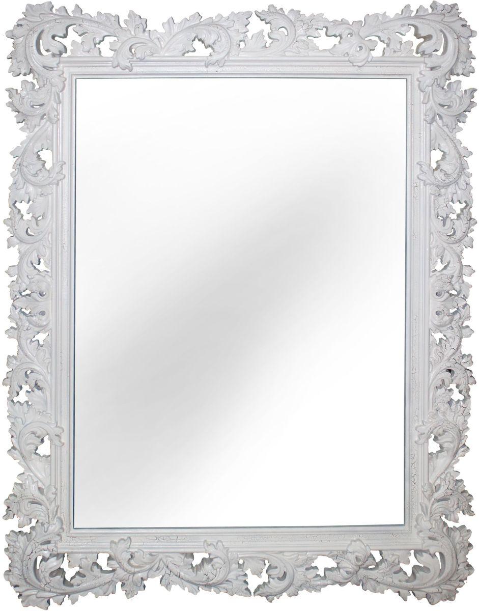 """Зеркало VezzoLLi """"Алиана"""", цвет: белый, 88 х 115 см 15-02"""