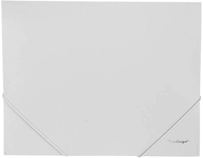 Berlingo Папка на резинке Standard цвет серыйFS-36054Папка Berlingo изготовлена из пластика высокого качества. Предназначена для транспортировки и хранения документов формата А4.Состоит из одного вместительного отделения. Закрывается папка при помощи резинки.Папка - это незаменимый атрибут для любого студента, школьника или офисного работника. Такая папка надежно сохранит ваши бумаги и сбережет их от повреждений, пыли и влаги.