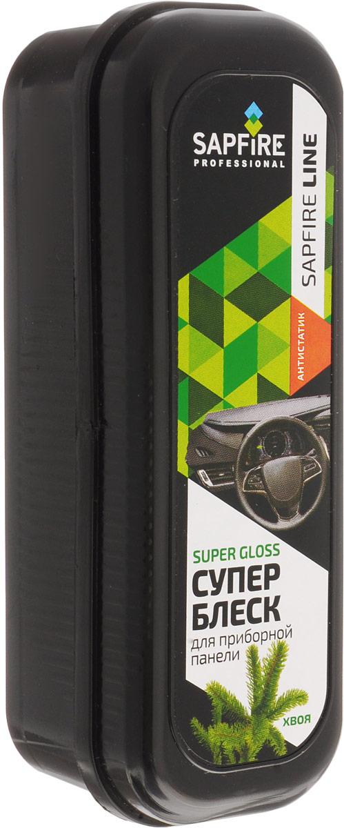Губка для приборной панели Sapfire Супер блеск, с ароматом хвоиCA-3505Губка для приборной панели Sapfire Супер блеск восстанавливает и насыщает цветовую гамму до состояния салона нового автомобиля. Предназначена для очистки, ухода и придания блеска, кожи и кожзаменителя в салоне автомобиля.Состав: силиконовое масло, парфюмерная отдушка.Уважаемые клиенты!Обращаем ваше внимание на возможные изменения в дизайне упаковки. Качественные характеристики товара остаются неизменными. Поставка осуществляется в зависимости от наличия на складе.