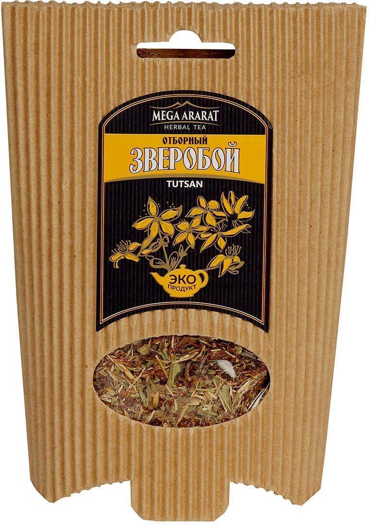 Mega Ararat Зверобой трава травяной чай листовой, 50 г4850005720146Mega Ararat Зверобой трава - натуральный продукт из высокогорных, экологически чистых регионов Армении ручной сборки и традиционной сушки без химических добавок. Некрепкий чай из зверобоя является хорошей профилактической мерой при расстройствах желудка. Отвар зверобоя обладает антисептическими и вяжущими свойствами. Его можно применять при воспалении дыхательных путей, стоматите, колите и различных кишечных заболеваниях, а также позволительно для лечения головной боли и для улучшения процессов обмена веществ.