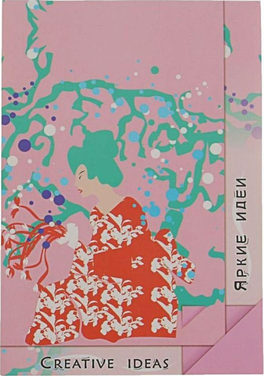 Лилия Холдинг Блокнот Creative Ideas 20 листов цвет розовый2070572