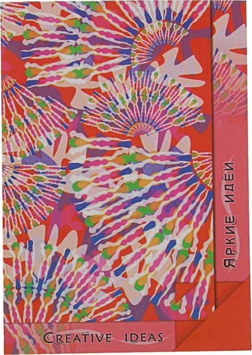 Лилия Холдинг Блокнот Creative Ideas 20 листов цвет красный2070573