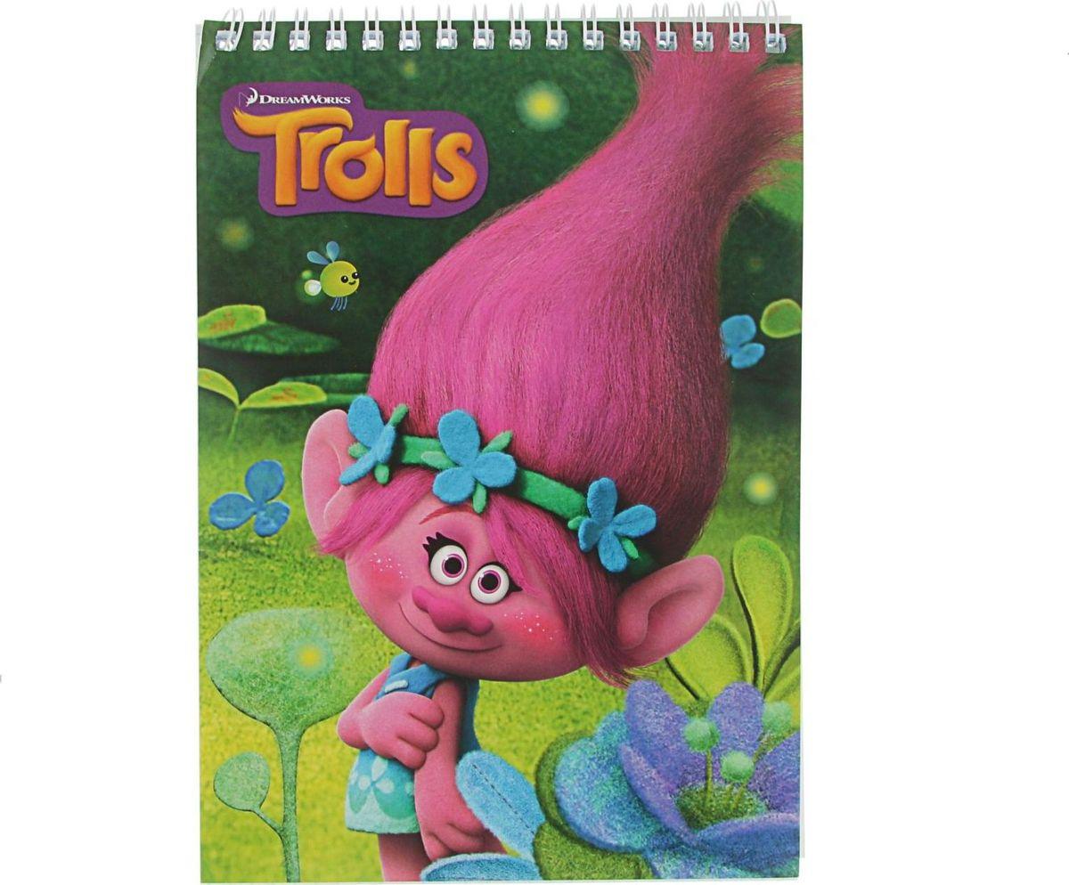 Trolls Блокнот 60 листов2379142