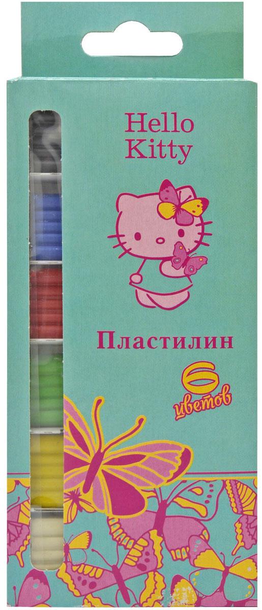 Action! Пластилин Hello Kitty 6 цветов00-00007329Набор пластилина Action! Hello Kitty поможет вашему малышу создавать не только прекрасные поделки, но и рисунки. Пластилин обладает особой мягкостью и пластичностью: легко разминается и моделируется детскими пальчиками, не пачкается, не прилипает к рукам и рабочей поверхности, не крошится, не высыхает и хорошо держит форму. Смешивайте цвета, экспериментируйте и развивайте малютку: лепка активно тренирует у ребенка мелкую моторику и умение работать пальчиками, развивает тактильное восприятие формы, веса и фактуры, совершенствует воображение и пространственное мышление.