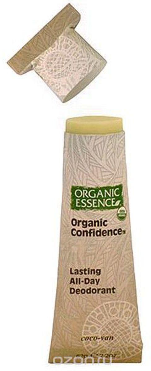 Organic Essence Органический дезодорант, Кокос-Ваниль 62 гFS-00103Дезодорант Organic Essence- это уникальный и эффективный продукт. Органическое кокосовое масло одновременно борется с бактериями и смягчает кожу подмышек. Пищевая сода также нейтрализует бактерии, вызывающие неприятный запах и обеспечивает длительную работу дезодоранта в течение всего дня. Упаковка из картона полностью компостируется. Не содержат: ГМО, наночастицы, парабены, пропиленгликоль, синтетических красителей, ароматизаторов, алюминия, EDTA, триклозан и другие токсичные вещества.USDA сертифицированный органический продукт.
