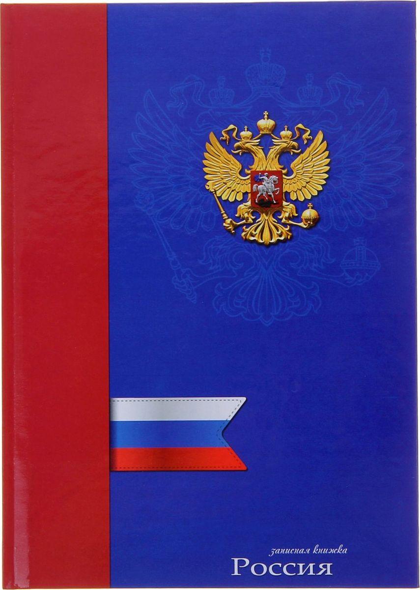 Проф-Пресс Записная книжка Россия на красно-синем 80 листов72523WDЗаписная книжка — компактное и практичное полиграфическое изделие, предназначенное для разного рода записей и заметок.Такой предмет прекрасно подойдёт для фиксации повседневных дел. Это канцелярское изделие отличается красочным оформлением и придётся по душе как взрослому, так и ребёнку. Записная книжка твёрдая обложка А5, 80 листов Россия на красно-синем, глянцевая ламинация обладает всеми необходимыми характеристиками, чтобы стать вашим полноценным помощником на каждый день.