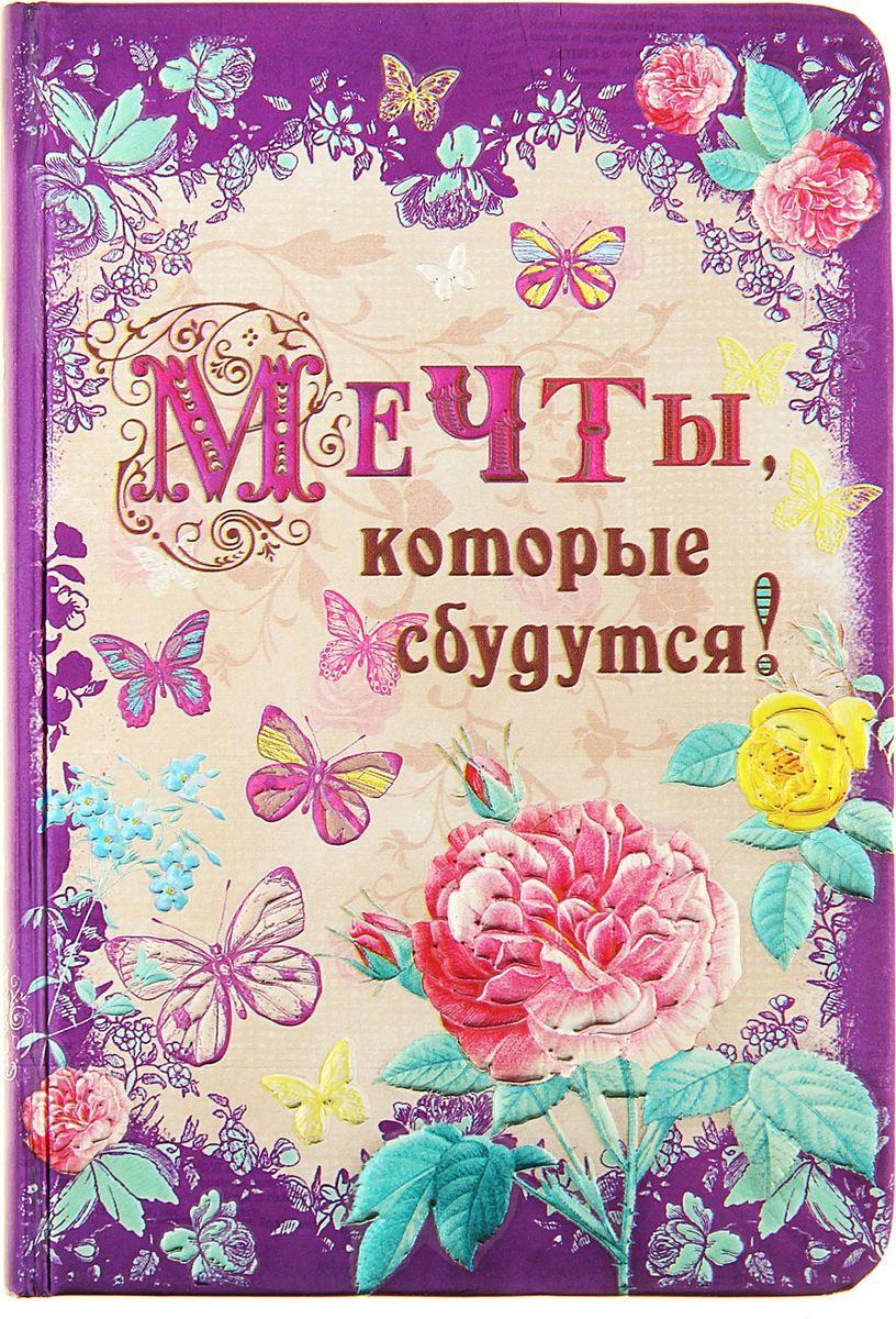 Noname Записная книжка Мечты, которые сбудутся 96 листов 123250