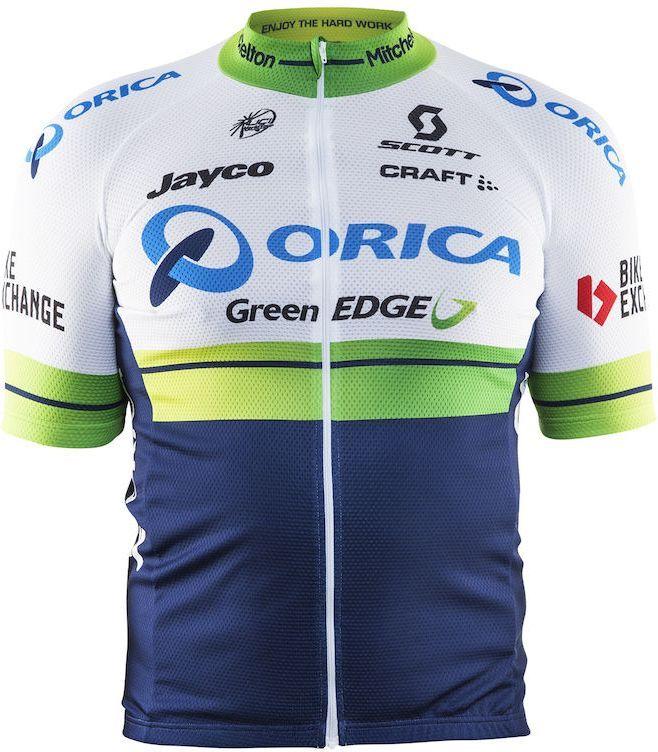 Футболка мужская для велоспорта Craft Orica Bike, цвет: белый, синий. 1904465. Размер XXL1904465Функциональная охлаждающая ткань. Отличная транспортировка влаги. Эргономичный велокрой. Сплошная молния.