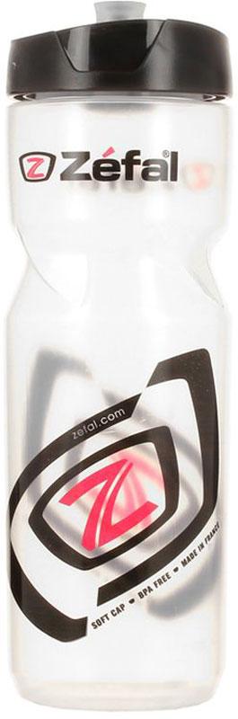 Фляга велсипедная Zefal Sense M80, цвет: прозрачный, 800 мл157FSense M80 отличается силиконовым питьевым портом для наибольшего комфорта при питье: для открытия фляги порт достаточно сжать зубами и потянуть на себя. Мягкий материал фляги делает её эргономичной и простой в использовании. Все фляги производятся из пищевого полипропилена, который не содержит BPA, не имеет запаха, не влияет на вкус напитка и на 100% безопасен. ZEFAL – старейший французский производитель велосипедных аксессуаров премиального качества, основанный в 1880 году, является номером один на французском рынке велосипедных аксессуаров. • Объём фляги 800 мл. • Вес фляги 87 г. • Высота фляги 229 мм. • Мягкий силиконовый питьевой порт • Подходит ко всем флягодержателям