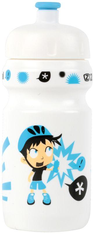 Фляга велсипедная Zefal Little Z - Z-Boy, детская, цвет: белый, 350 мл162FЯркая фляга для самых маленьких: дизайн отлично будет сочетаться с детским велосипедом. Фляги Little Z производятся из полипропилена пониженной плотности, что делает стенки фляги более мягкими и удобными для детских рук. В комплект входит универсальное крепление, позволяющее установить фляги даже на самые маленькие велосипеды. Все фляги производятся из пищевого полипропилена, который не содержит BPA, не имеет запаха, не влияет на вкус напитка и на 100% безопасен для детей. ZEFAL – старейший французский производитель велосипедных аксессуаров премиального качества, основанный в 1880 году, является номером один на французском рынке велосипедных аксессуаров. • Объём фляги 350 мл. • Вес фляги 51 г. • Высота фляги 158 мм. • Универсальное крепление в комплекте