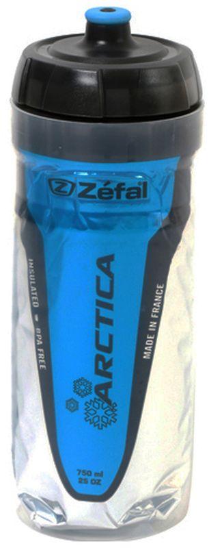 Фляга велсипедная Zefal Arctica 55, изотермическая, цвет: синий, 550 мл1655BЛучшие велосипедные фляги в коллекции ZEFAL. Фляги ZEFAL Arctica 55 имеют двухслойную конструкцию с прослойкой из металлизированного полиэтилена, благодаря чему они сохраняют температуру напитка до 2,5 часов. Все фляги производятся из пищевого полипропилена, который не содержит BPA, не имеет запаха, не влияет на вкус напитка и на 100% безопасен. ZEFAL – старейший французский производитель велосипедных аксессуаров премиального качества, основанный в 1880 году, является номером один на французском рынке велосипедных аксессуаров. • Объём фляги 550 мл. • Вес фляги 100 г. • Высота фляги 215 мм. • Подходит ко всем флягодержателям • Максимальная температура напитка 80°C • Удерживает температуру напитка до 2,5 часов