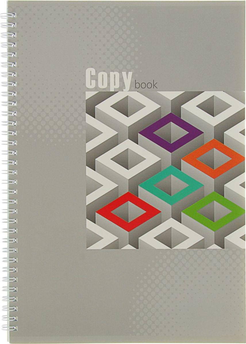 BG Тетрадь Geometry Квадраты 96 листов в клетку2304406