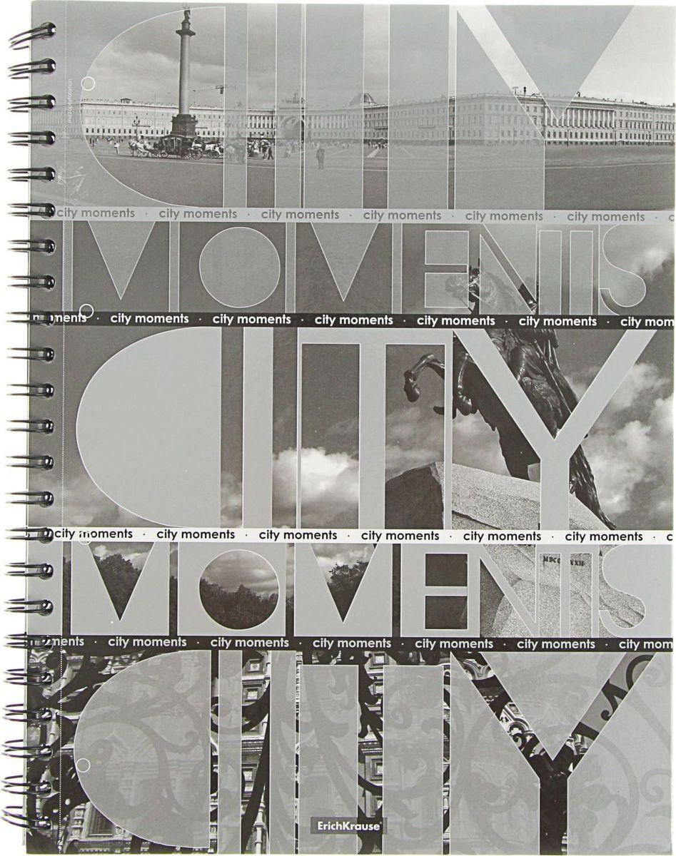 Erich Krause Тетрадь City Moments 120 листов в клетку2368704