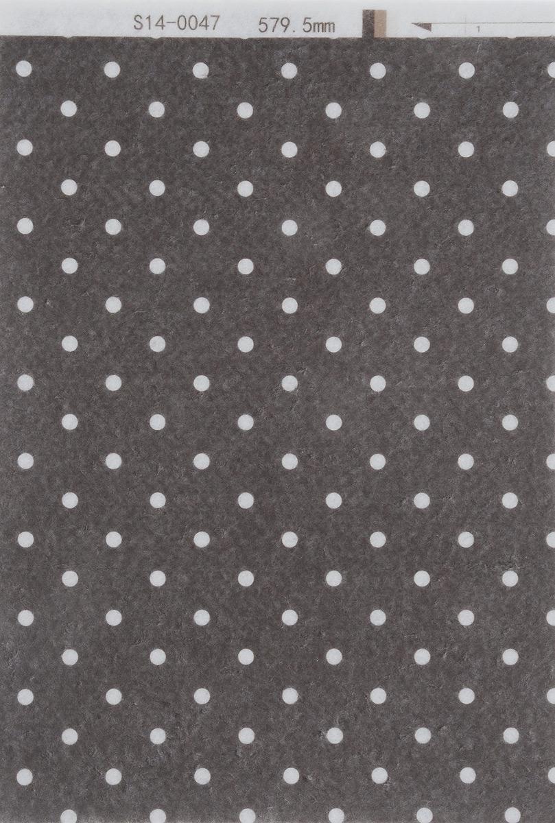 Фетр листовой декоративный Астра Горох, цвет: серый, белый, 20 х 27 см, 10 шт7712689_YF 690_серыйФетр декоративный Астра очень приятен в работе: не сыпется, хорошо клеится, режется и сгибается в любых направлениях. Фетр отлично сочетается с предметами в технике фильцевания. Из фетра получаются чудеснейшие украшения (броши, подвески и так далее), обложки для книг, блокнотов и документов, картины, интересные детали для интерьера и прочее. Размер одного листа: 200 x 270 мм. В упаковке 10 листов.