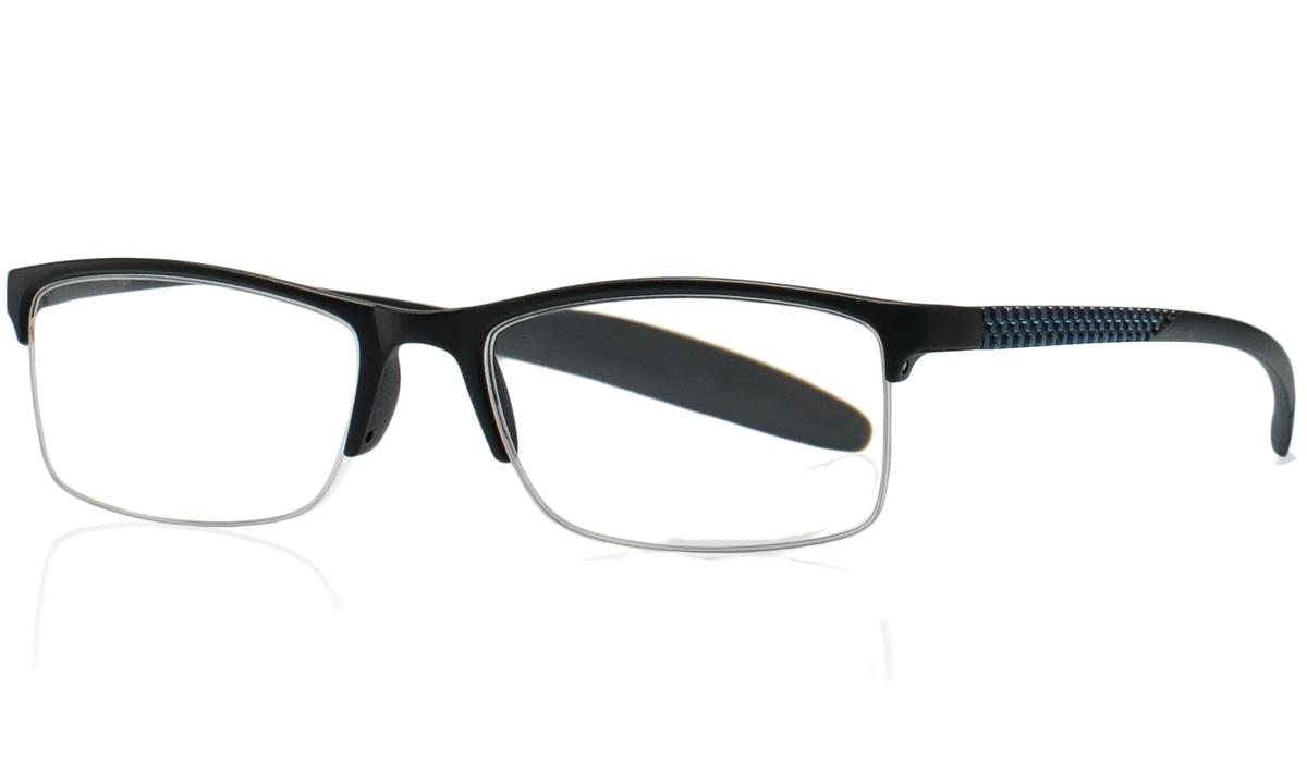 Kemner Optics Очки для чтения +3,0, цвет: черныйперфорационные unisexГотовые очки для чтения - это очки с плюсовыми диоптриями, предназначенные для комфортного чтения для людей с пониженной эластичностью хрусталика. Компания Kemner Optics уже больше 20 лет поставляет готовую оптику на европейский рынок. Надежность и качество очков Kemner Optics проверено годами.