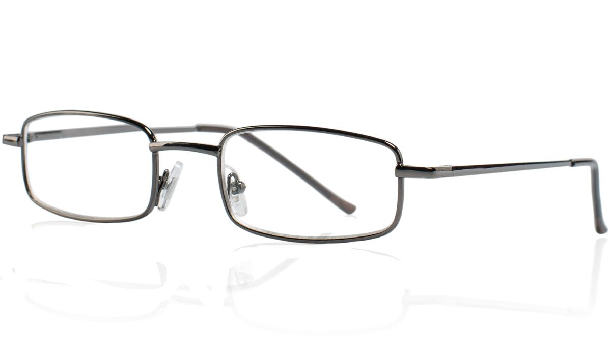 Kemner Optics Очки для чтения +2,5, цвет: темно-серый42309/4Готовые очки для чтения - это очки с плюсовыми диоптриями, предназначенные для комфортного чтения для людей с пониженной эластичностью хрусталика. Компания Kemner Optics уже больше 20 лет поставляет готовую оптику на европейский рынок. Надежность и качество очков Kemner Optics проверено годами.