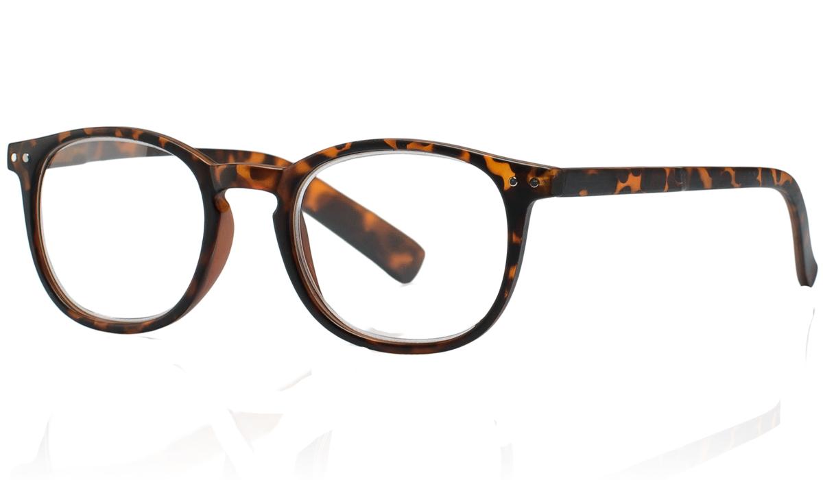 Kemner Optics Очки для чтения +2,5, цвет: коричневый63484/4Готовые очки для чтения - это очки с плюсовыми диоптриями, предназначенные для комфортного чтения для людей с пониженной эластичностью хрусталика. Компания Kemner Optics уже больше 20 лет поставляет готовую оптику на европейский рынок. Надежность и качество очков Kemner Optics проверено годами.