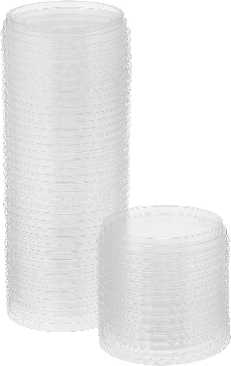 Крышка для стакана одноразовая Стироллпласт, плоская, 50 штVT-1520(SR)Одноразовые крышки для стакана Стироллпласт изготовлены из материала ПЭТ (полиэтилентерефталат). Эти плоские крышки подойдут для всех одноразовых стаканов диаметром 95 мм. Одноразовая посуда незаменима в поездках на природу, на пикниках, а также на детских праздниках. Она не занимает много места, легкая и самое главное - после использования ее не надо мыть. Диаметр крышки: 9,5 см.
