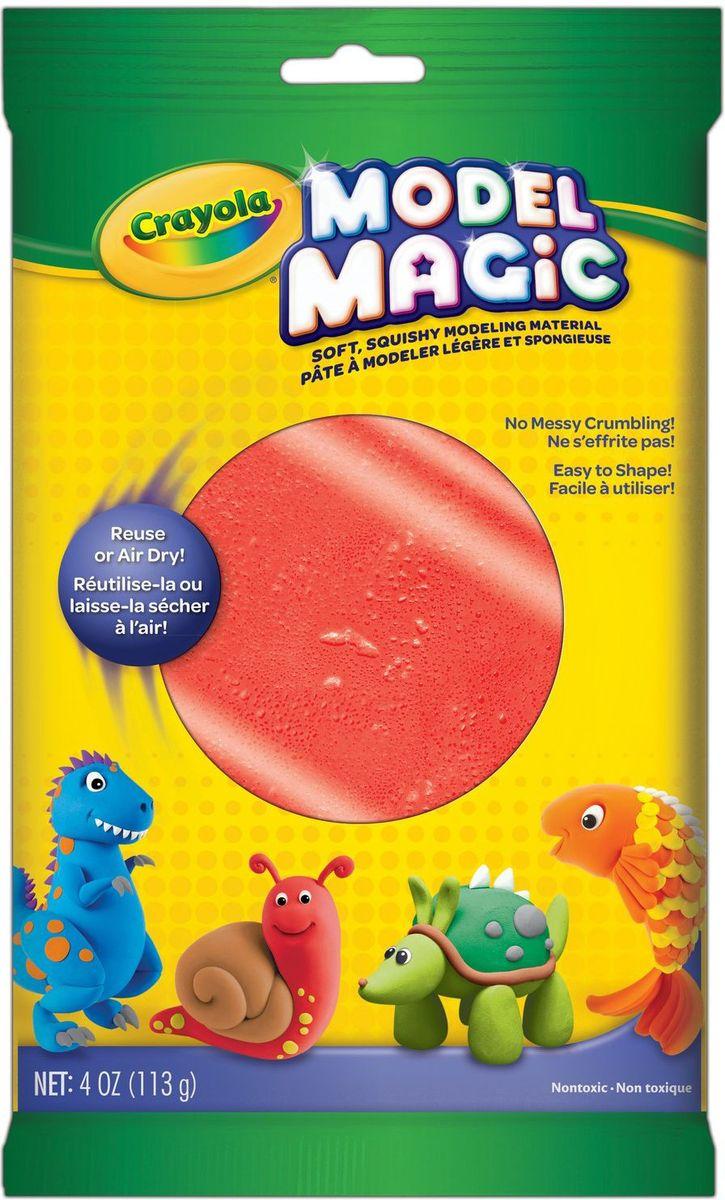 Crayola Застывающий пластилин цвет красный 113 г23С 1483-08Волшебный застывающий пластилин Crayola красного цвета в яркой прямоугольной упаковке - это то, чего не хватает вашему ребенку для создания красивой поделки.Волшебные свойство пластилина заключаются в его способности прекрасно лепиться, не прилипая к рукам, а также в восхитительном запахе, который от него исходит.