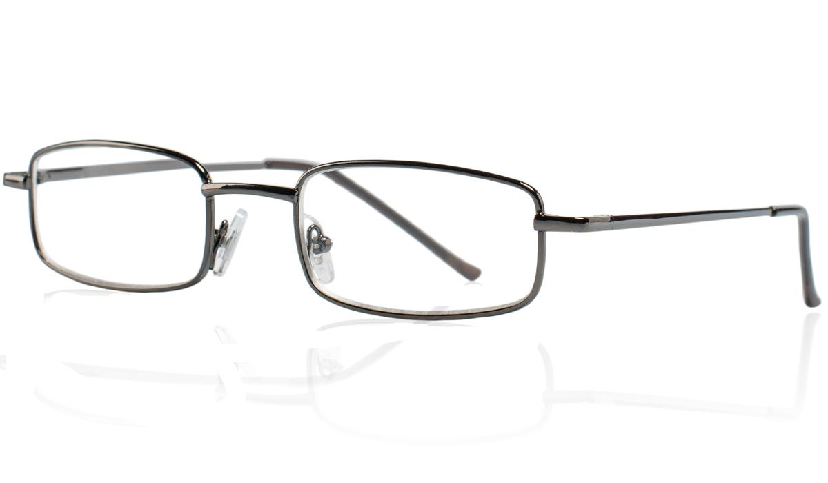 Kemner Optics Очки для чтения +1,5, цвет: темно-серый0003929Готовые очки для чтения - это очки с плюсовыми диоптриями, предназначенные для комфортного чтения для людей с пониженной эластичностью хрусталика. Компания Kemner Optics уже больше 20 лет поставляет готовую оптику на европейский рынок. Надежность и качество очков Kemner Optics проверено годами.